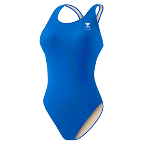 TYR Solid Maxback Tank with Removable Cups