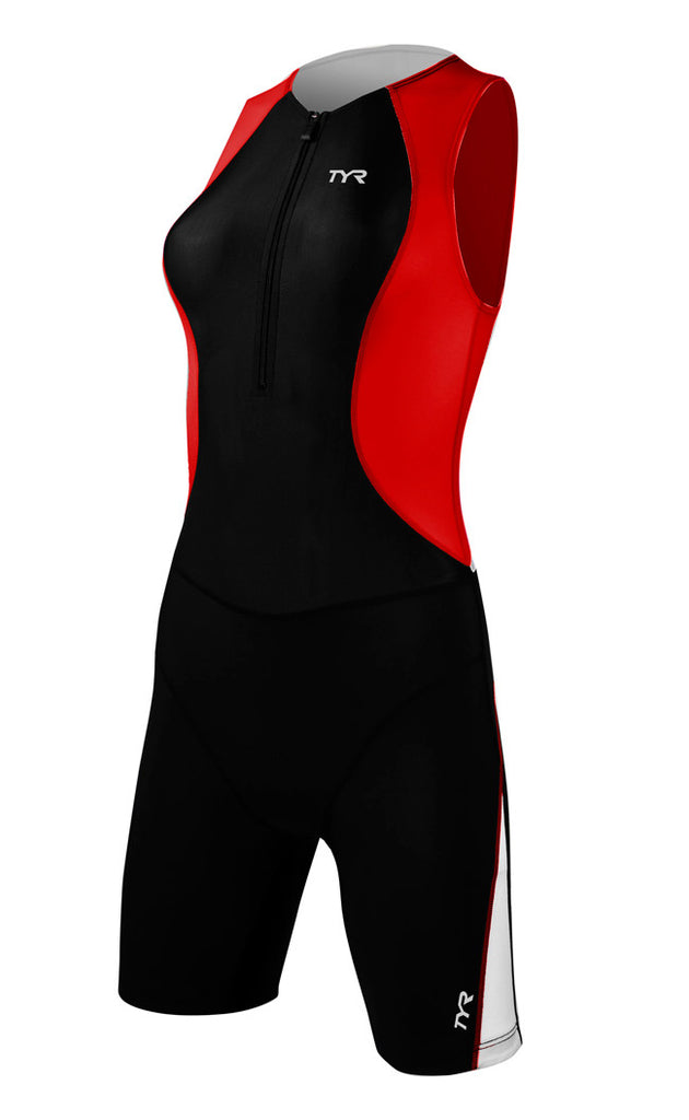 TYR Competitor Female Trisuit with Zipper