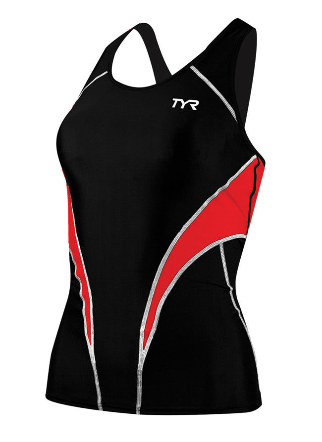 TYR Competitor Female Fitted Tankini