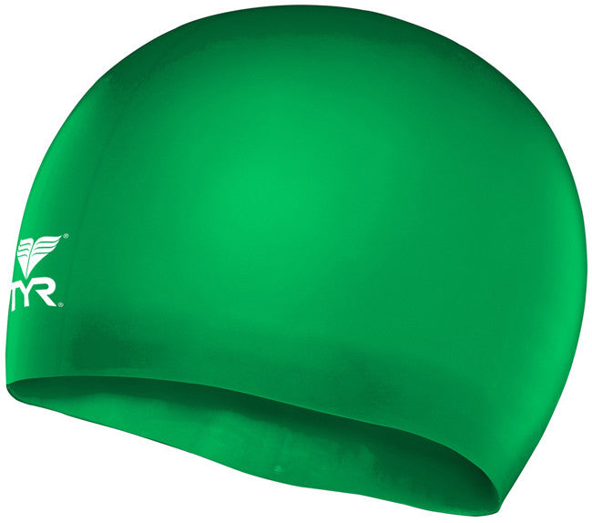 TYR No Wrinkle Junior Silicone Cap