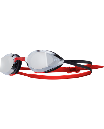 TYR Edge-X Racing Mirrored Adult Goggles