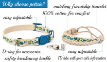 pettsie-breakaway-cat-collar-matching-friendship-bracelet-id-tube-tag-safety-set-gift-box-features