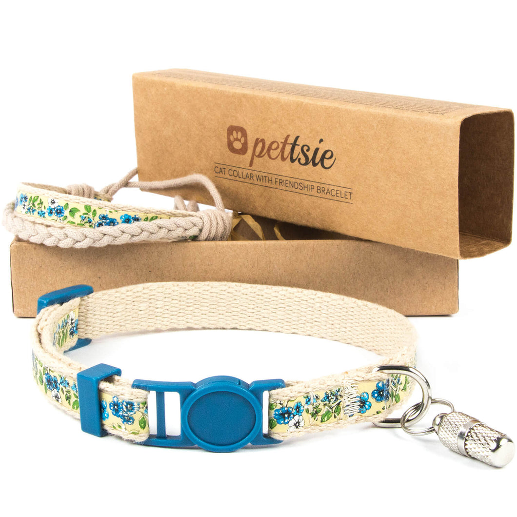 pettsie-breakaway-cat-collar-matching-friendship-bracelet-id-tube-tag-safety-set-gift-box