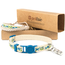 pettsie-blue-kitten-collar-breakaway-friendship-bracelet-ID-tag-tube-gift-box