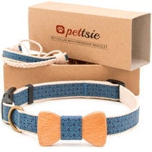 pettsie-blue-dog-collar-wood-bow-tie-friendship-bracelet-gift-box-m-size