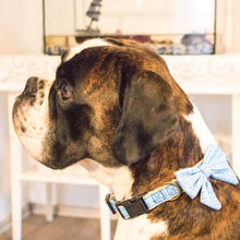 pettsie-hemp-dog-collar-cotton-bow-tie-removable-washable-matching-friendship-bracelet-gift-ready