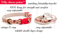 pettsie-natural-dog-collar-friendship-bracelet-features
