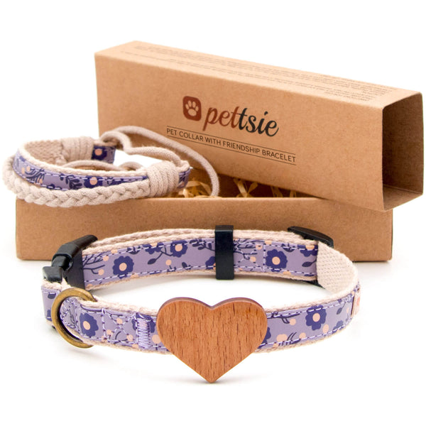 pettsie-purple-dog-collar-heart-friendship-bracelet-gift-package-s-size