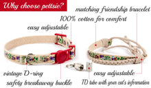 pettsie-breakaway-red-kitten-collar-anti-lost-id-tag-capsule-design-friendship-bracelet-features
