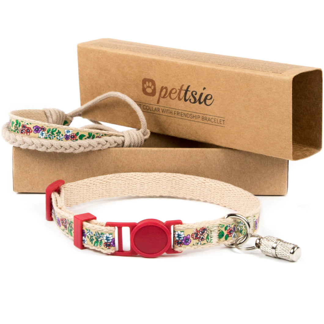 pettsie-breakaway-red-kitten-collar-anti-lost-id-tag-capsule-design-friendship-bracelet