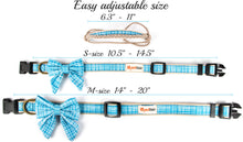 pettsie-hemp-dog-collar-cotton-bow-tie-removable-washable-matching-friendship-bracelet-easy-adjustable