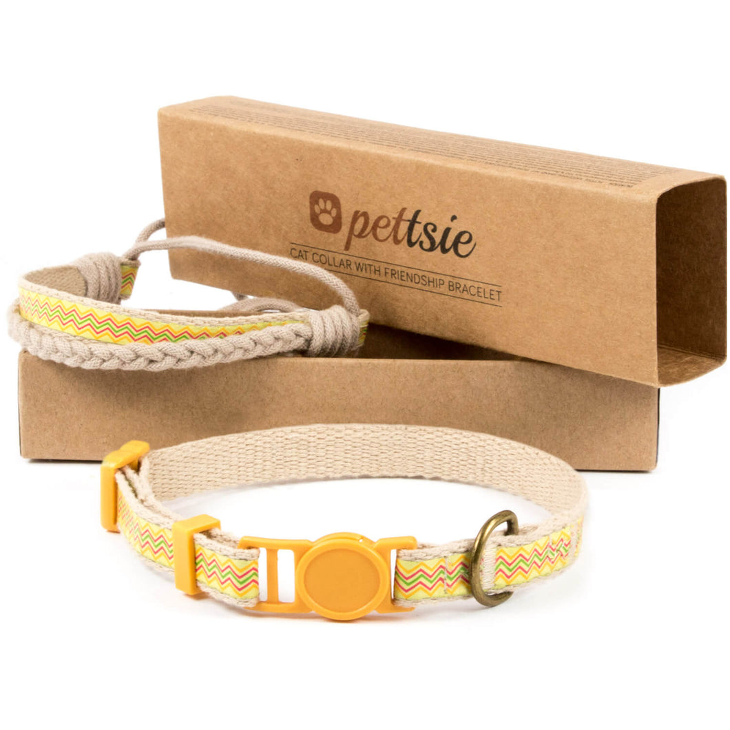 pettsie-yellow-breakaway-kitten-collar-friendship-bracelet-easy-adjustable-safe