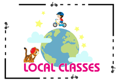 CYCLEme TOTS Strider Balance Bike Local Classes