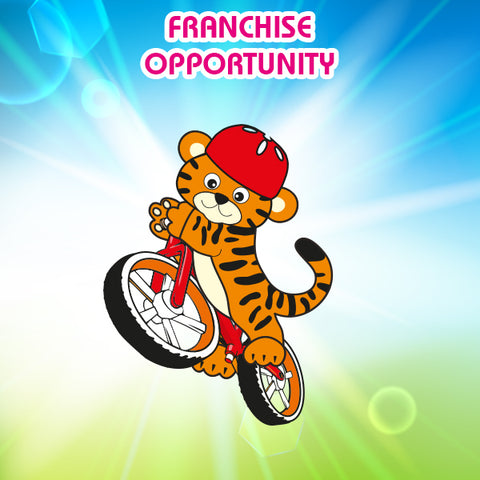 CYCLEme TOTS Strider Balance Bike Franchise UK