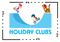 CYCLEme TOTS Strider Balance Bike Holiday Clubs