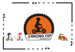 CYCLEme TOTS Strider Racing Cup