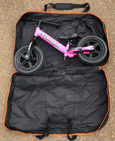 "CYCLEme TOTS 12"" Balance Bike Carry Bag"
