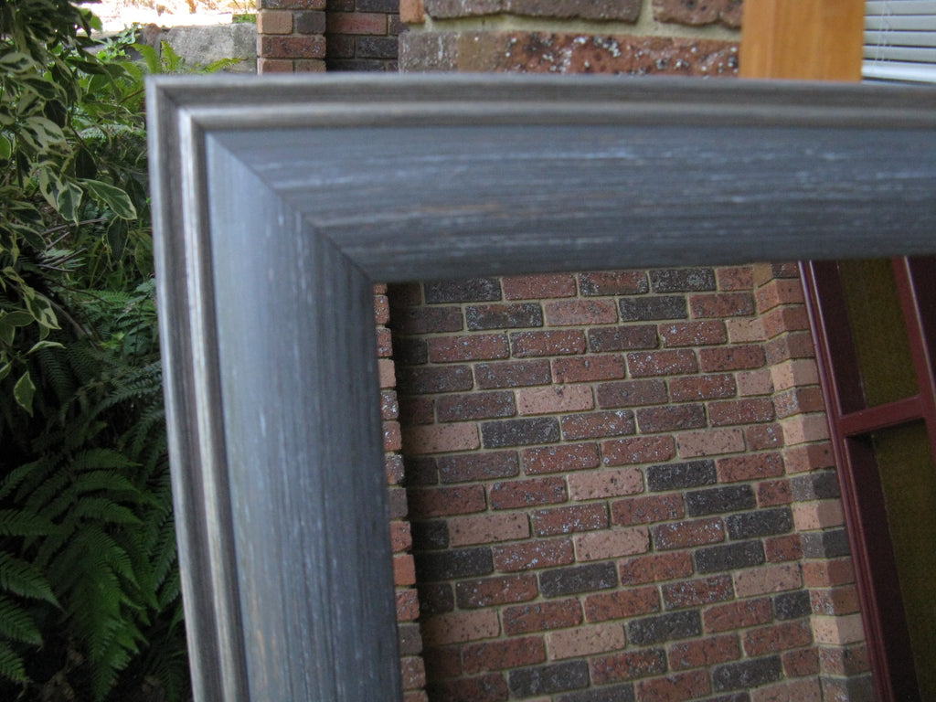 Driftwood Slate Grey Timber Frame