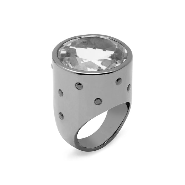 Midnight Star Love Shot Ring