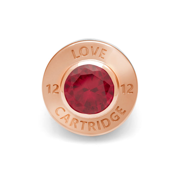 Spectrum Rose Love Cartridge Ring