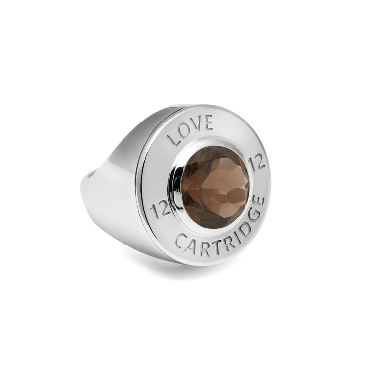 Mystic Moon Love Cartridge Ring