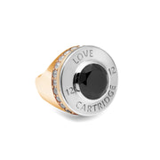 Equinox Love Cartridge Ring
