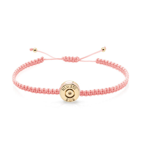 18 Ct Gold Marshmellow Bond Bracelet