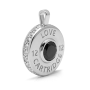 Eden Moon Love Cartridge Pendant