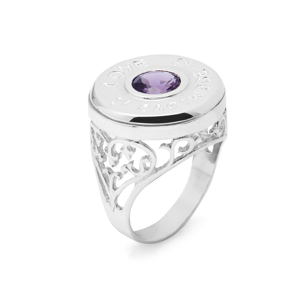 Majestic Moon Sovereign Ring
