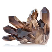 Maxi Smokey Quartz Crystal Power