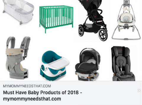 My Mommy Needs That - Must Have Baby Products
