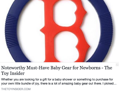 Noteworthy Must-Have Baby Gear for Newborns
