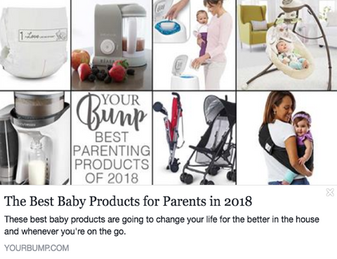 The Best Baby Products for Parents in 2018