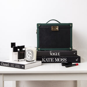 Beauty Case - Black/Green