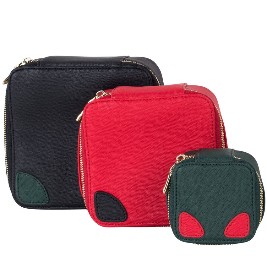 Accessories Pouch Set - Black