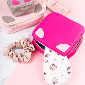 Medium Accessories Pouch - Pink
