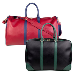 Cute Couple Luggage Set