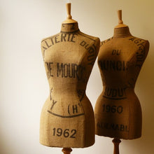 Vintage French Grain Sack Mannequin - 4 available