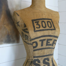 1956 Vintage Grain Sack Mannequin - IN STOCK
