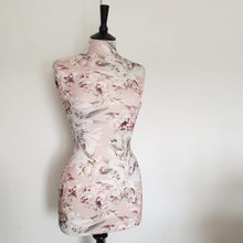 Mannequin Cover Floral Orchid