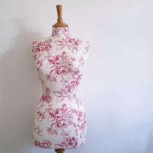 Phoebe Mannequin in Raspberry