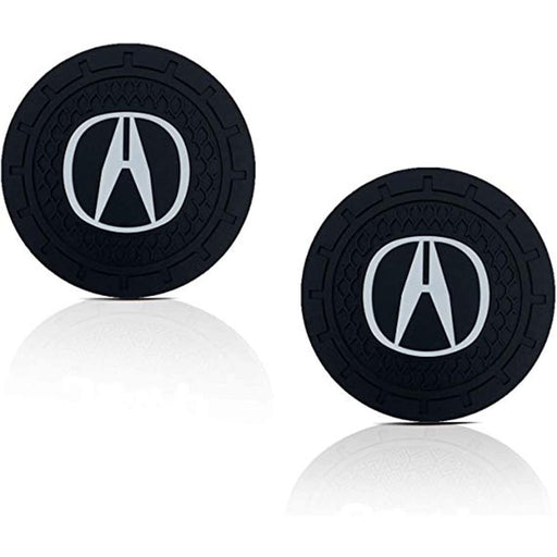 ACURA 2pcs Acura Logo Auto Cup Holder Auto Cup Holder