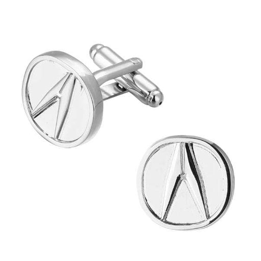 2pcs Acura Logo Men's Shirt Cufflinks