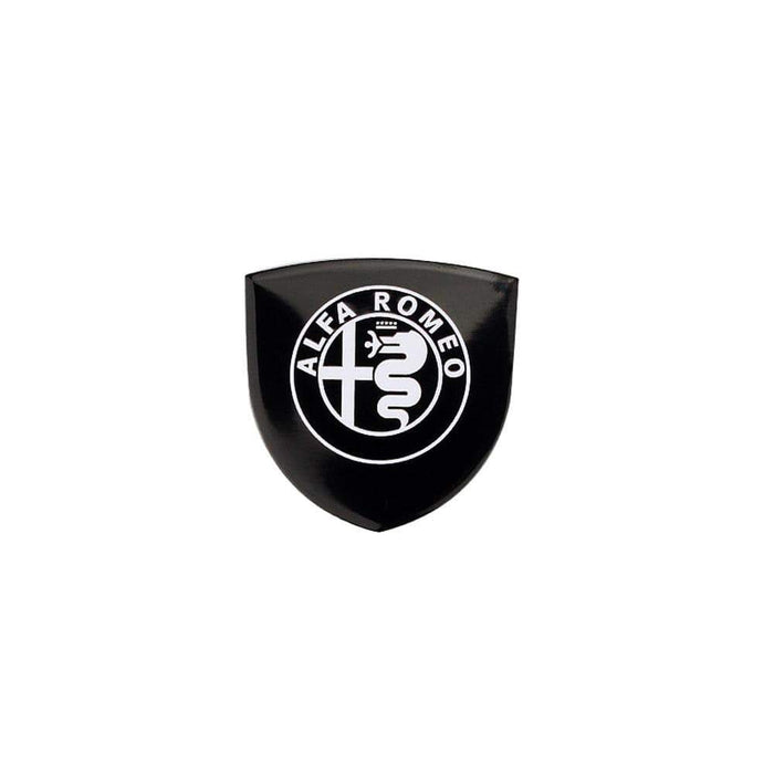 ALFA ROMEO Alfa Romeo Shield Logo Trunk Emblem Sticker Trunk Emblem