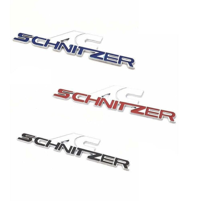 AC Schnitzer Emblem Sticker for BMW