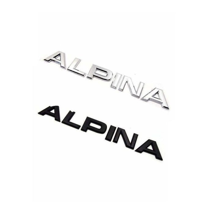 Alpina Emblem Sticker for BMW