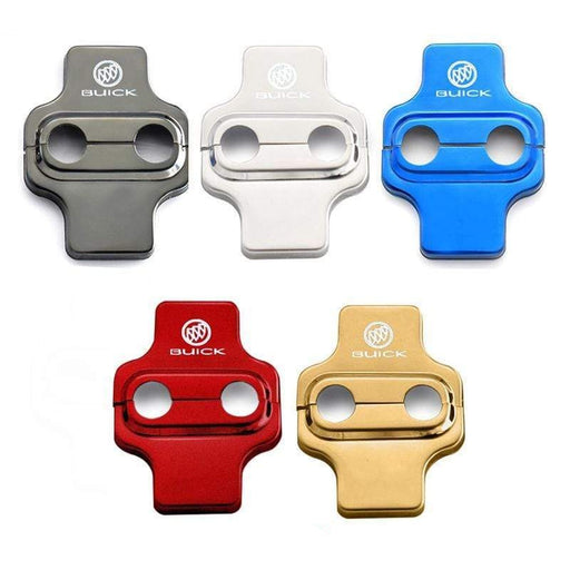4pcs Buick Logo Door Lock Cover for Excelle MG7 Excelle GT