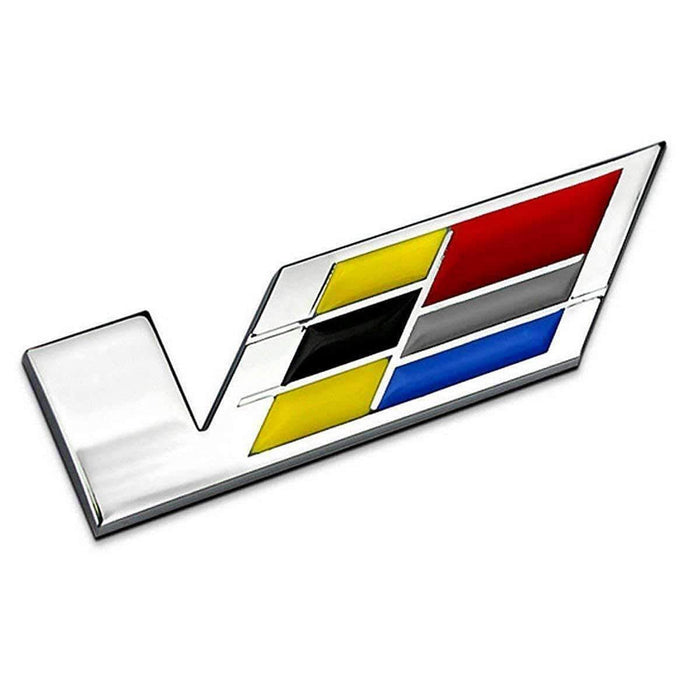 CADILLAC V Emblem For Cadillac Emblems Stickers