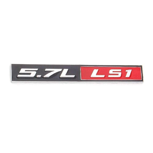 CHEVROLET 5.7L LS1 Emblem for Chevrolet Corvette Emblems Stickers
