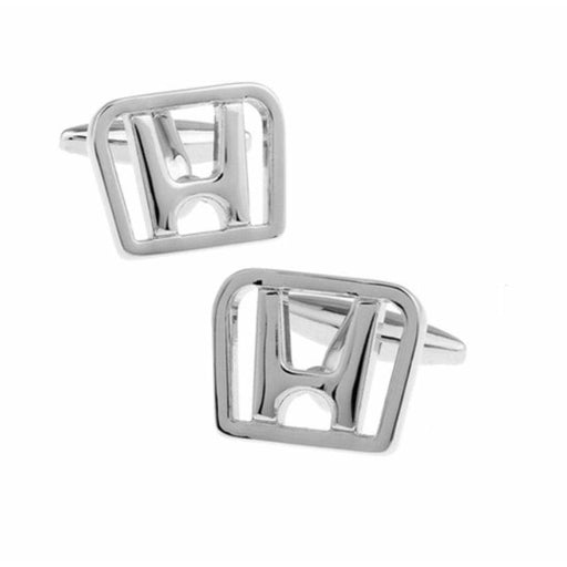 2pcs Honda Logo Men's Shirt Cufflinks